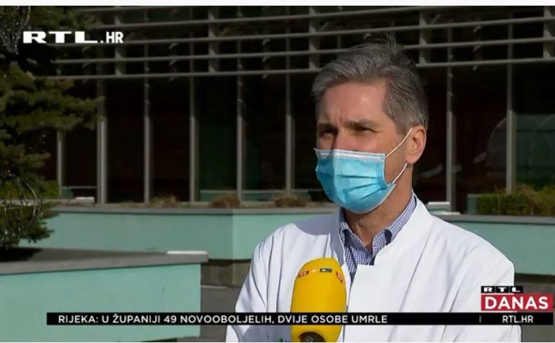 ravnatelj bolnice Dubrava ist