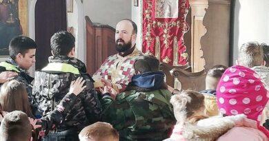 Obilježavanje Sv. Save u Ogulinu