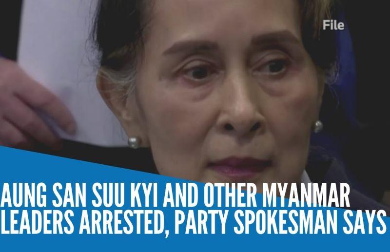 Aung San Suu Kyi ist