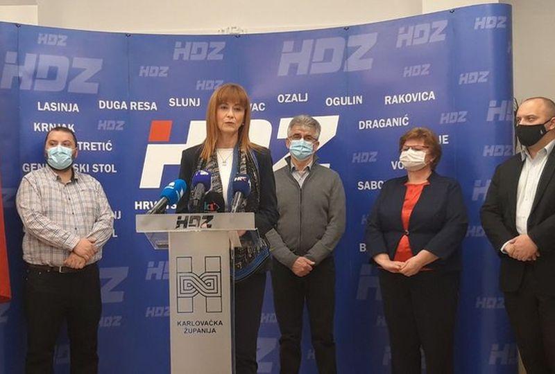 HDZ županija tiskovna