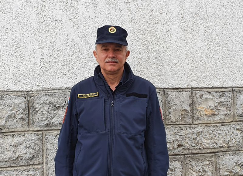 Milan Stipetić ist