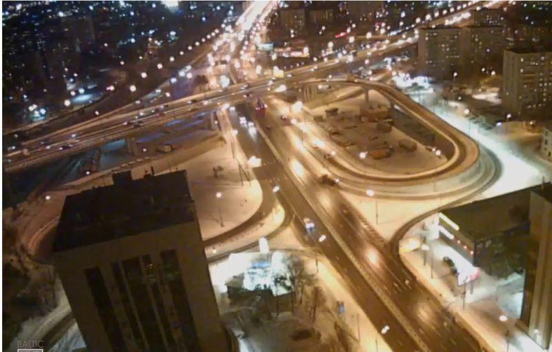 Moskva zima