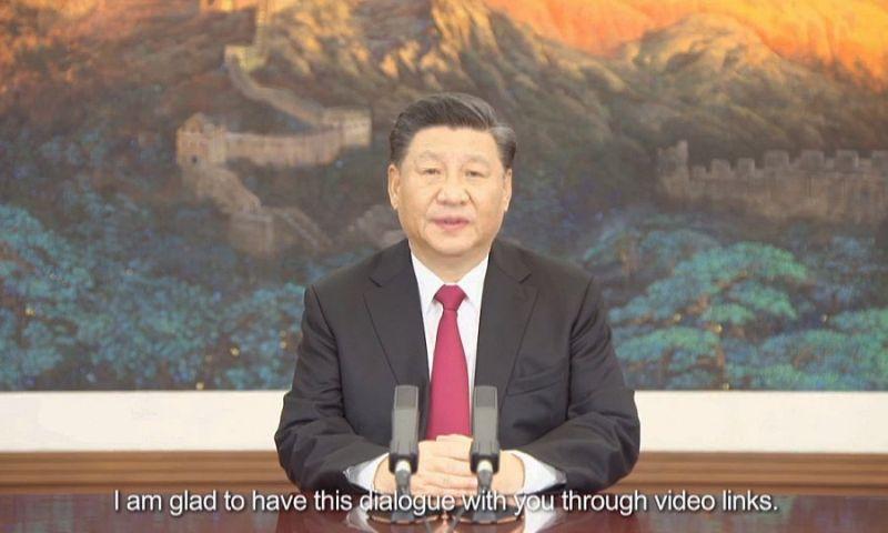 Xi Jinping Kina