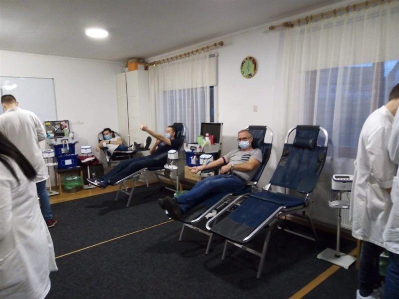 darivanje krvi 8888 ist
