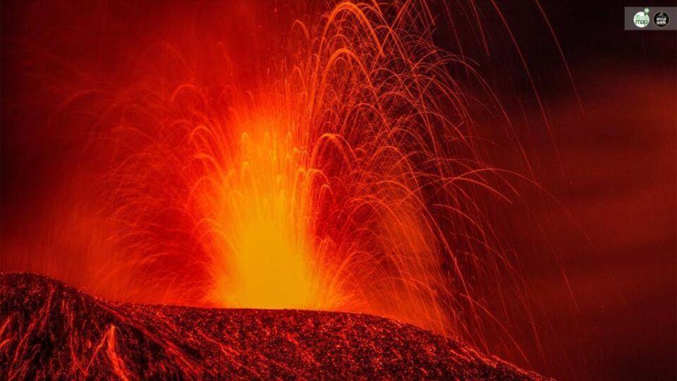 etna erupcija 2