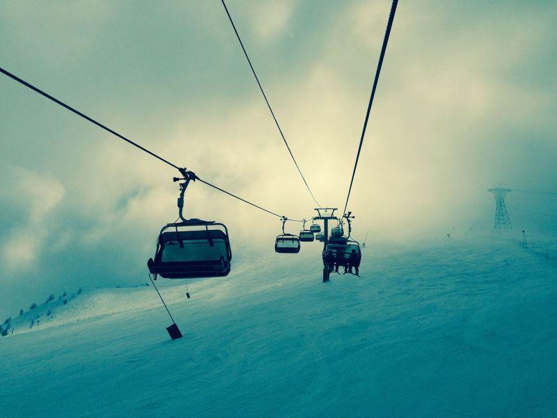 skijalište ist