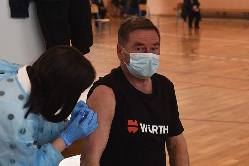 Cijepljenje Karlovac