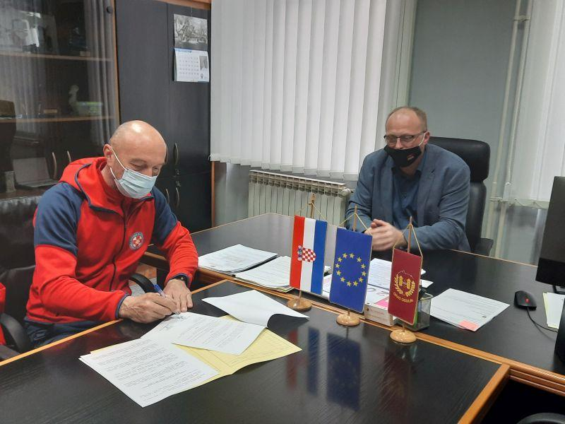 HGSS i gradonačelnik ugovor