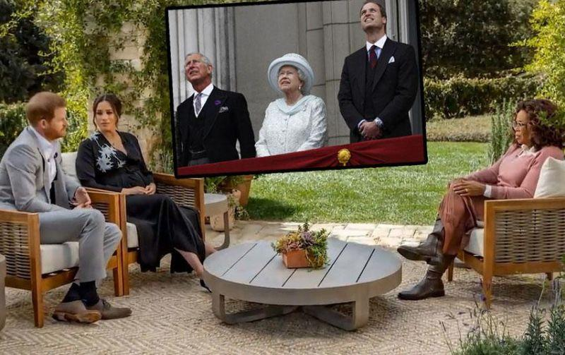 Kraljica i obitelj