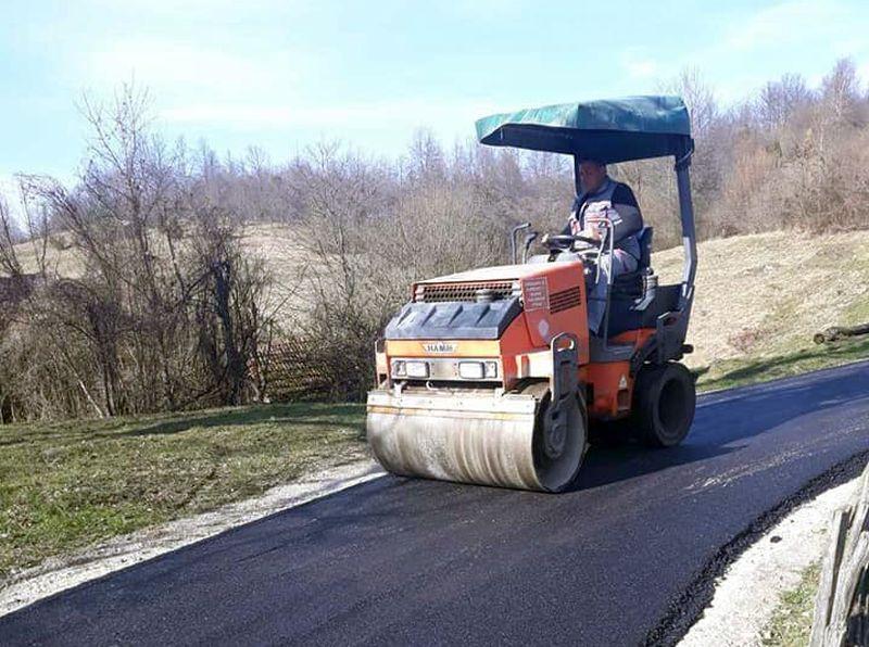 asfalt ponikve