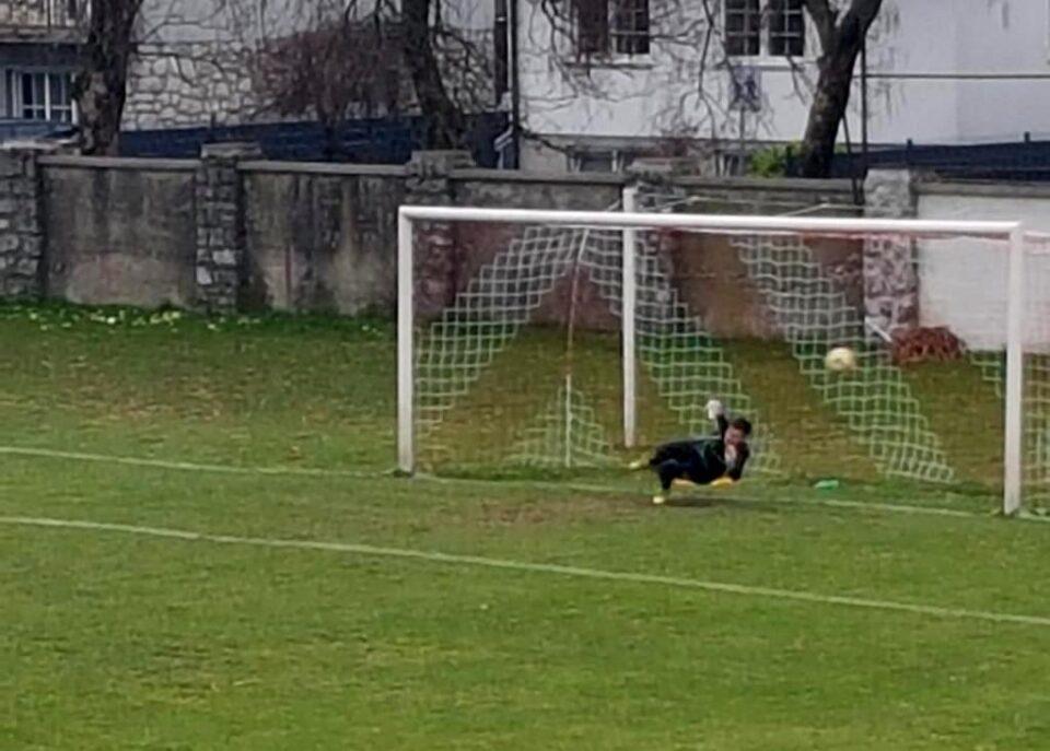 nogomet gol