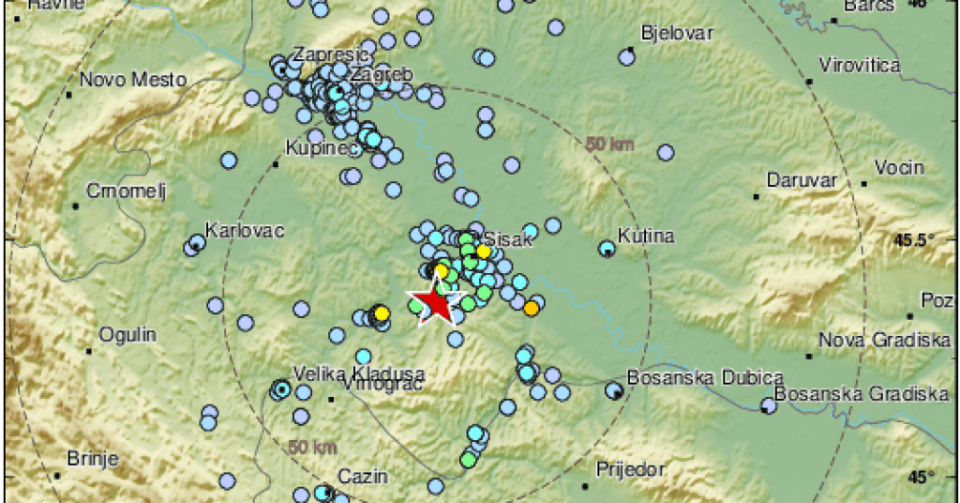 potres petrinja 333