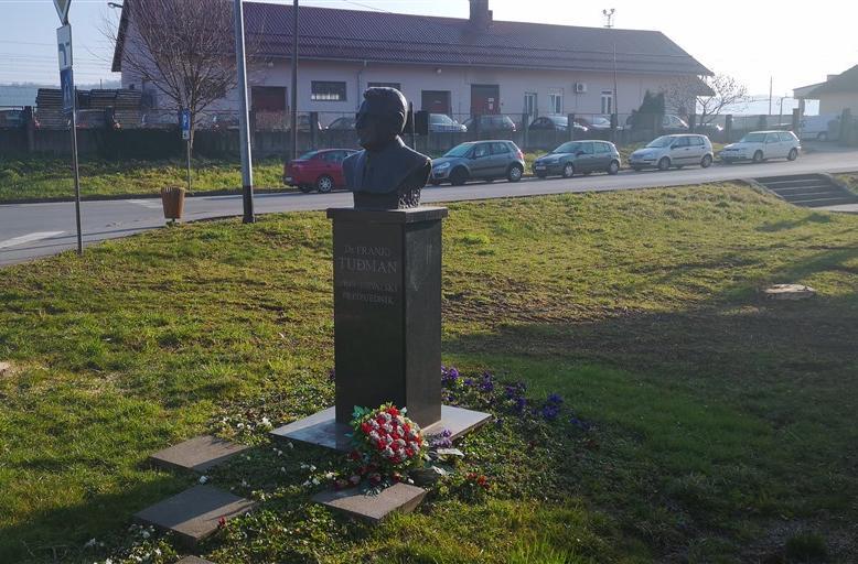 spomenik Franji Tuđmanu